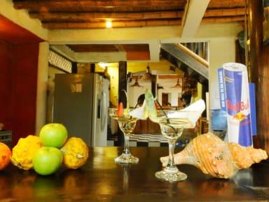 Foton av La Facha Surf Hostel - Restaurant