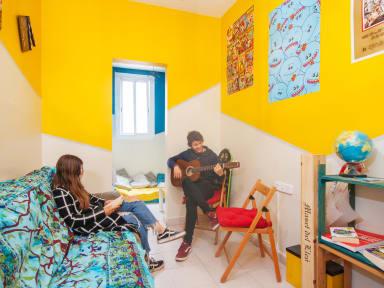 Zdjęcia nagrodzone No Limit Hostel Sagrada