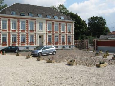 Foton av Chateau de Moulin le Comte