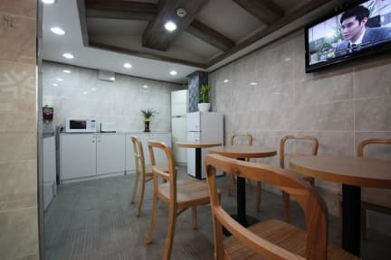 Foton av K-POP Guesthouse Seoul Station