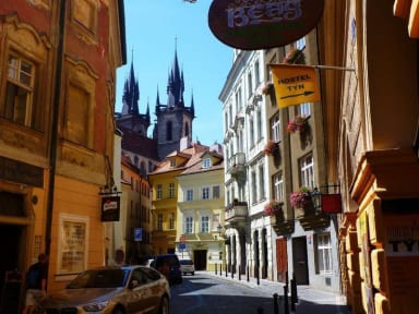 Hostel Prague Tyn照片
