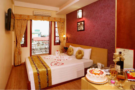 Hanoi Culture Hostelの写真