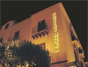 Fotky Cassisi hotel