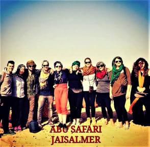 Foto di Abu Safari Jaisalmer