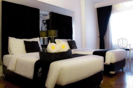 Fotky Stark Boutique Hotel and Spa Bali