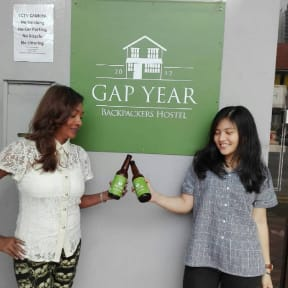 Gap Year Hostelの写真