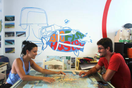 Foton av Big Fish Las Palmas Hostel