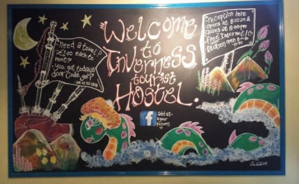 Foto di Inverness Tourist Hostel