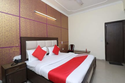 Airport Hotel Mayank Residencyの写真