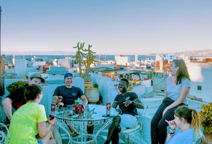 Photos of The Melting Pot Rooftop Hostel