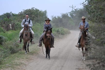 Photos of Rancho Santana Horseback Riding