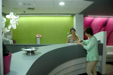 Hotel Rio Arga Zaragoza tesisinden Fotoğraflar