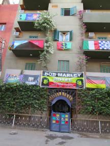 Billeder af Bob Marley Peace hotel