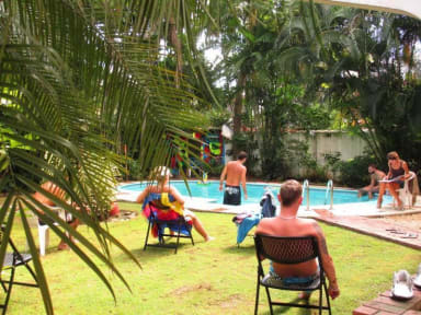Los Mostros Hostel tesisinden Fotoğraflar