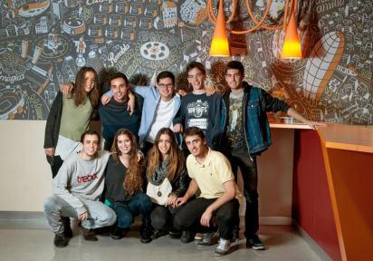 Barcelona Pere Tarres Youth Hostelの写真
