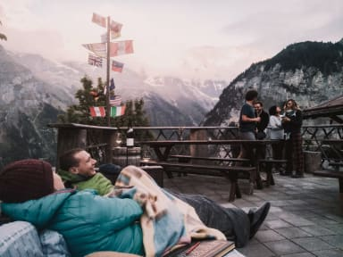Foto di Mountain Hostel Gimmelwald