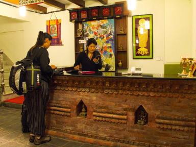 Fotografias de Kathmandu Eco Hotel