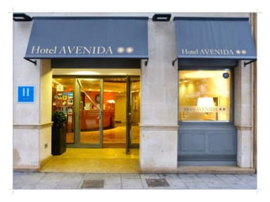 Zdjęcia nagrodzone Hotel Avenida Zaragoza