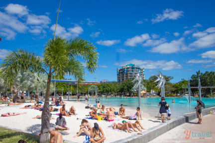 Fotografias de Waterfront Backpackers Cairns