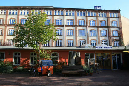 Bilder av a&o Berlin Friedrichshain