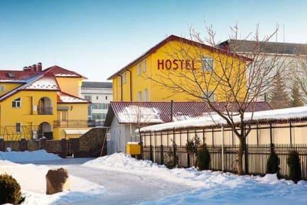 Kuvia paikasta: Pilgrim Hostel Ivano-Frankivsk