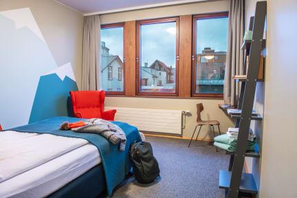 Fotky Reykjavik – Loft HI Hostel