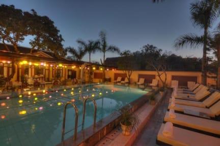 Huy Hoang Garden Hotel tesisinden Fotoğraflar