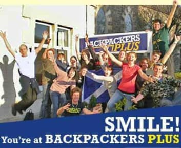 Kuvia paikasta: Backpackers Plus