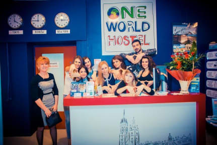 Фотографии One World Hostel