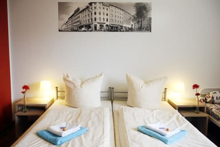 Bilder av Happy Bed Hostel - Hallesches Ufer