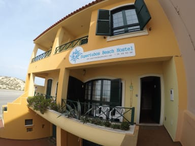 Foto di Supertubos Beach Hostel