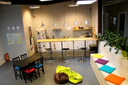 Photos of Fabrika Hostel & Gallery