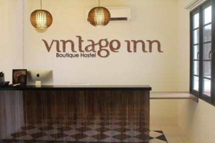Fotografias de Vintage Inn Boutique Capsule @ Little India