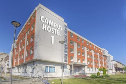 Foton av Hostel Campus 1