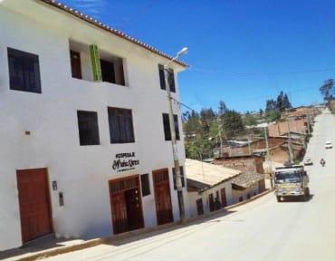 Zdjęcia nagrodzone Hostal Ñuñurco Travellers