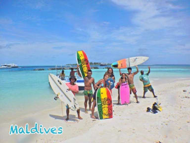 Batuta Maldives Surf View Guesthouse照片