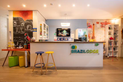 Kuvia paikasta: Brazilodge All Suites Hostel