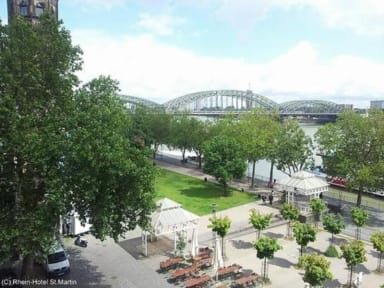 Fotos de Rhein-Hotel St.Martin