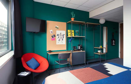 Bilder av The Student Hotel Amsterdam West