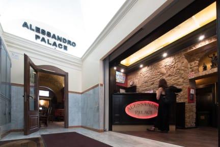 호텔 알레산드로 팰리스 & 바의 사진