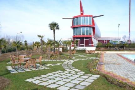Vila Aeroport Tirana tesisinden Fotoğraflar