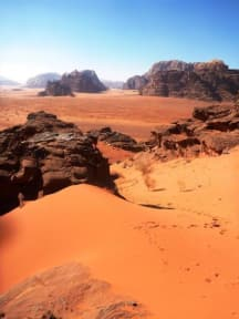 Photos of Wadi Rum Beduland Camp