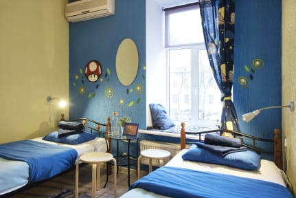 Kino Hostel on Pushkinskaya照片