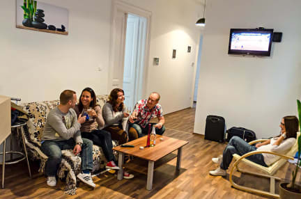Photos of Inside Hostel Budapest