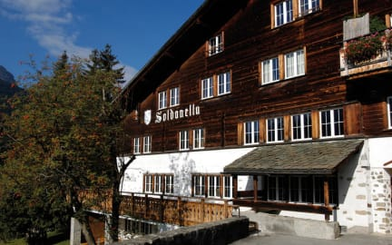 Fotky Klosters Youth Hostel