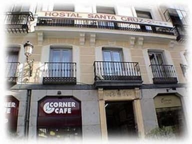 Photos of Hostal Santa Cruz Madrid