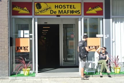 Fotos von Hostel de Mafkees