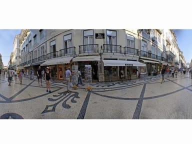 Foton av City Center Hostel Lisbon