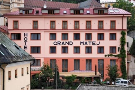 Foton av Grand Matej Hotel and Penzion