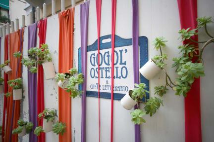 Gogol'Ostello & Caftè Letterario tesisinden Fotoğraflar